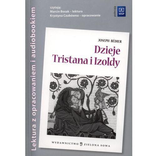 Dzieje Tristana i Izoldy z płytą CD, Bedier Joseph