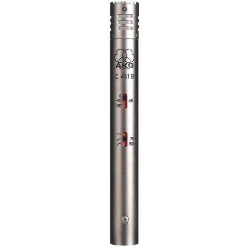 """c451 b instrumentalny mikrofon pojemnościowy -5% na pierwsze zakupy z kodem """"start""""! marki Akg"""
