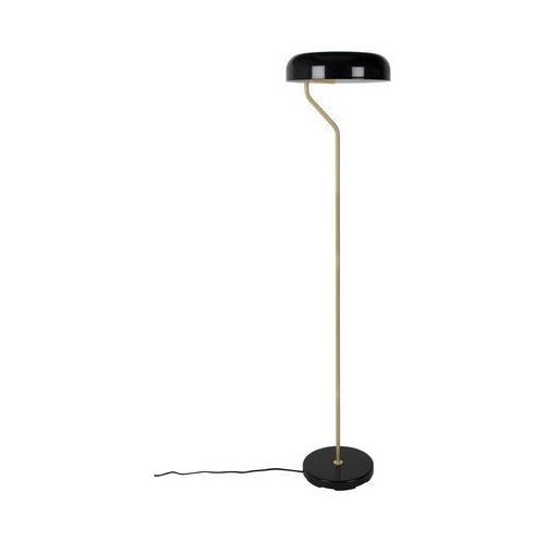 Dutchbone lampa podłogowa eclipse czarna - dutchbone 5100059 (8718548032712)