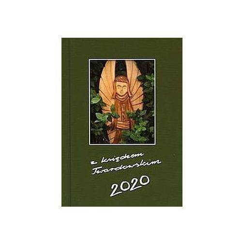 Twardowski jan ks. Kalendarz 2020 z ks twardowskim aniołek - marian grzybowski (5902983910510)
