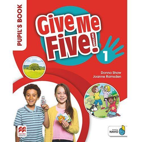 Give Me Five! 1 PB MACMILLAN - Donna Show, Joanne Ramsden, Joanne Ramsden|Donna Show