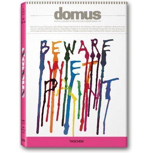 Książka Domus Vol. XI 1990-94: The Next Generation (9783836509619)