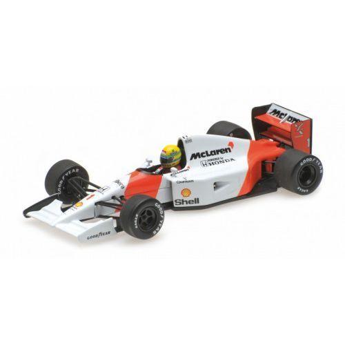 MINICHAMPS Model metalowy McLaren Honda MP 4-7 #1 Ayrton Senna 1992