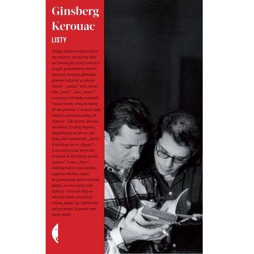 LISTY, Jack Kerouac , Allen Ginsberg