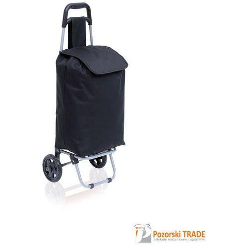 Składany wózek na zakupy w 3 kolorach (wózek na zakupy)