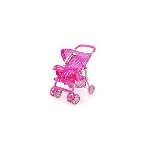 Baby Mix Alexis Wózek dla Lalki 9304BWT-1422 - oferta [2547dbae7f53449b]