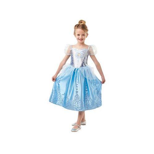 b4ad8355d17aa1 M 119,99 zł Strój Księżniczki Kopciuszka dla dziewczynki. Strój oryginalny,  licencjonowany Disney. W zestawie: sukienka. Rozmiar: M. » Kostium frozen  elsa ...