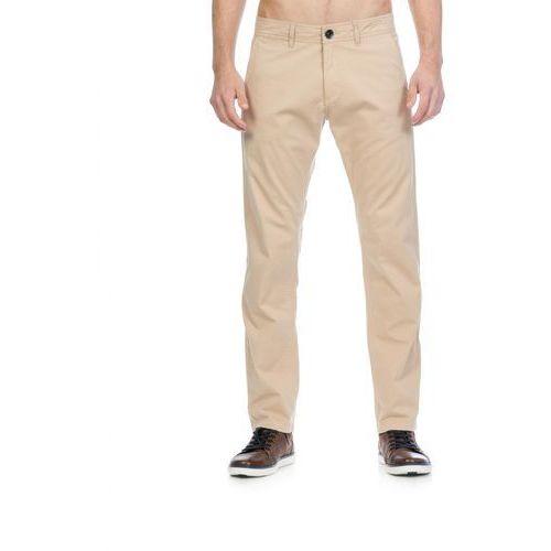 Timeout spodnie męskie 56/34 beżowy (8592469952775)