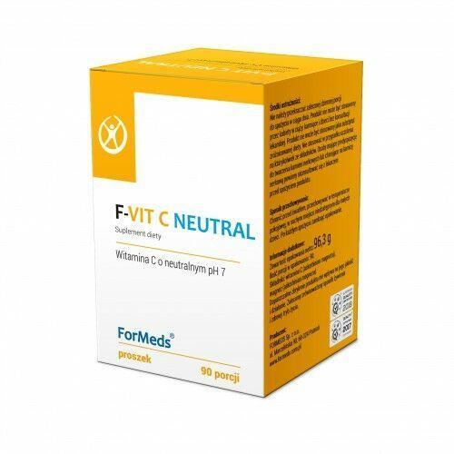 F-VIT C NEUTRAL Witamina C o neutralnym pH - ForMeds