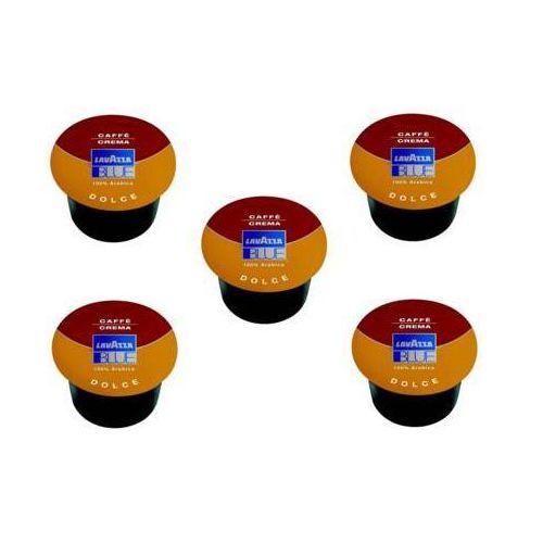 Zestaw 5x LAVAZZA 1 szt. Blue Caffe Crema Dolce Włoska Kawa W Kapsułkach Import