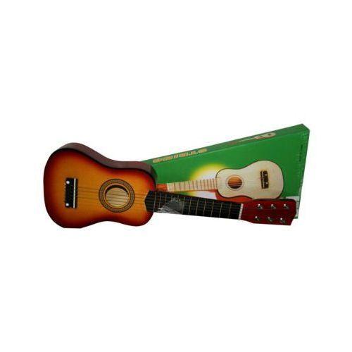 Gitara drewniana w pudełku - darmowa dostawa od 199 zł!!! marki Dromader