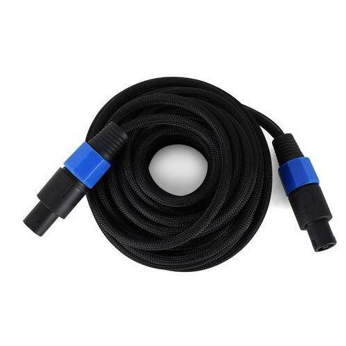 Electronic-Star 10m 2x1,5com złącze Przewód głośnikowy, wtyki speakon - speakon (4026397125061)