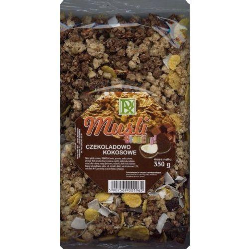 Radix bis Musli crunchy czekolada kokos 350g radix