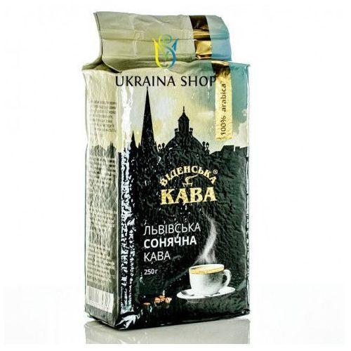 Kawa wiedeńska Kawa starego lwowa słoneczna, 250g