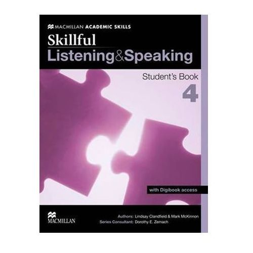 Skillful 4 Listening & Speaking. Podręcznik + Digibook (9780230431973)