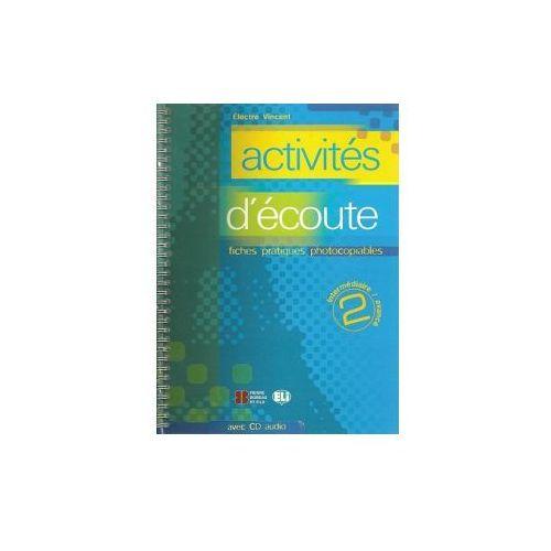 Activites D'ecoute 2 + CD (2002)