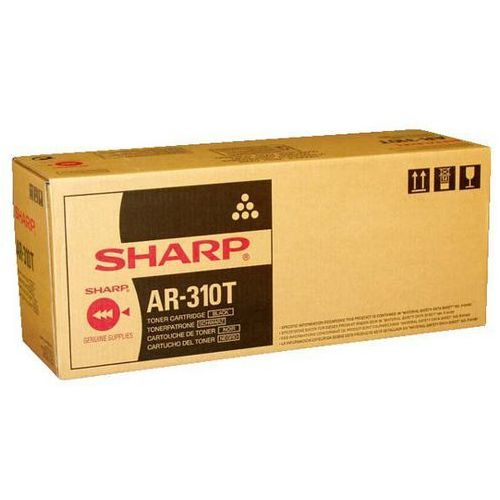 Sharp oryginalny toner AR-310LT, black, 25000s, Sharp AR-M256, 316