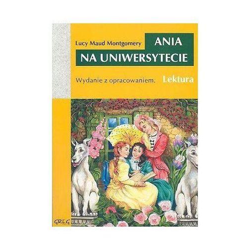 Ania na uniwersytecie (OM) (2003)