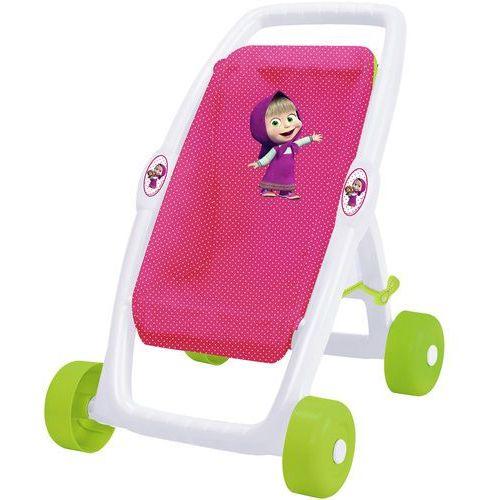 SMOBY Masha - Wózek dla lalek, Smoby