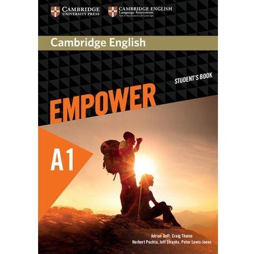 Cambridge English Empower Starter - mamy na stanie, wyślemy natychmiast (274 str.)