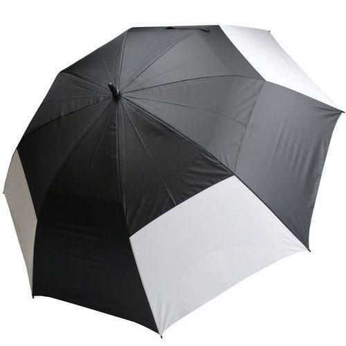Druids golf Parasol double canopy (czarno-biały)