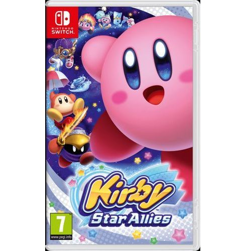 Nintendo Kirby star allies (0045496421656)