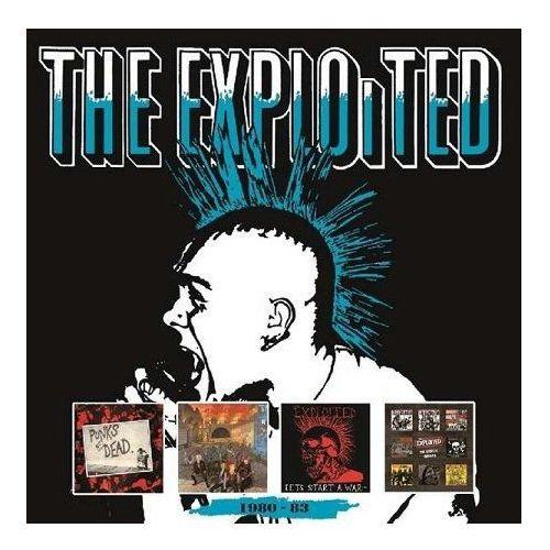 1980-83 - The Exploited (Płyta CD)