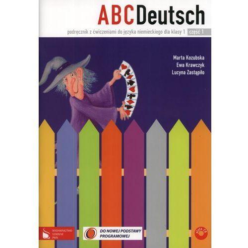 ABC Deutsch 1 Podręcznik z ćwiczeniami +CD (124 str.)