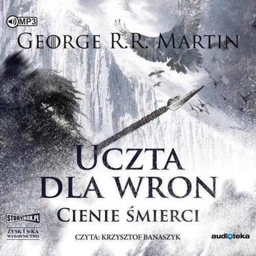 Pieśń lodu i ognia T.4 - Uczta dla wron cz.1. CD - George R.R. Martin - książka (9788381167673)