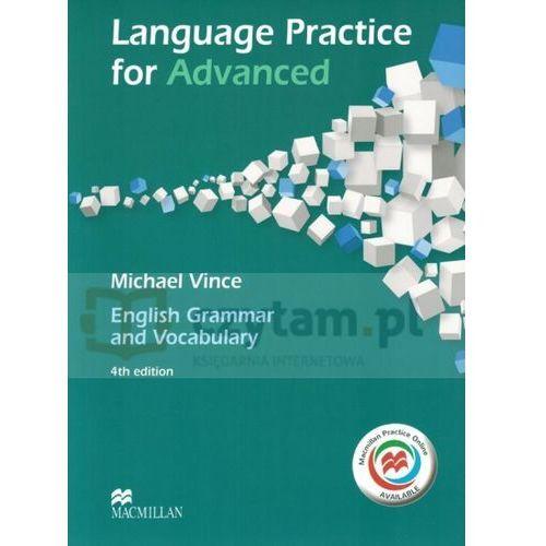 Language Practice for Advanced. Podręcznik bez Klucza + Kod do Ćwiczeń Online (2014)