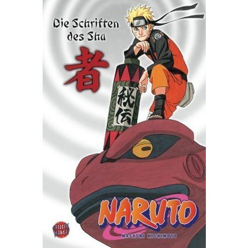 Naruto, Die Schriften des Sha (9783551773661)