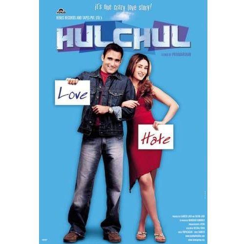 Indyjska Miłość - Hulchul