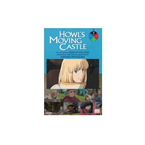 Howl's Moving Castle Film Comic, Vol. 2 (9781421500928)