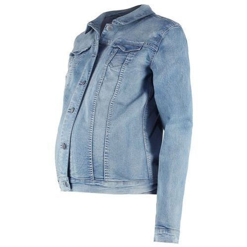 MAMALICIOUS MLIDA Kurtka jeansowa medium blue denim, 36-38