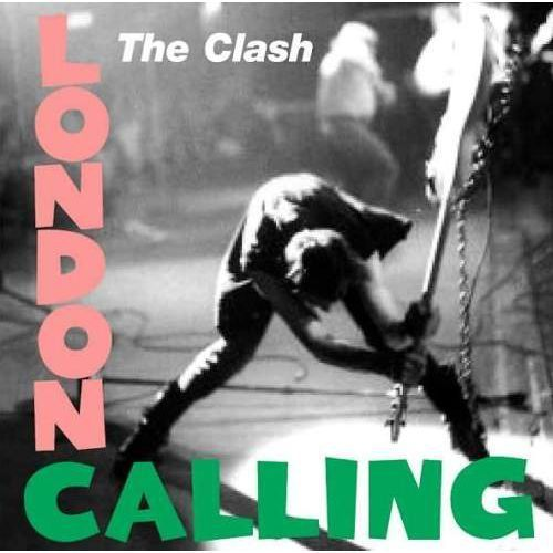 Sony music The clash - london calling (cd) (5099749534728)