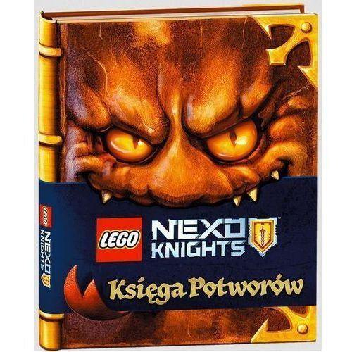 Lego Nexo Knights Księga potworów - John Derevlany, Mark Hoffmeier, Ameet