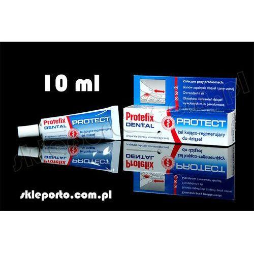 Protefix  protect żel kojąco-regenerujący 10 ml - stany zapalne, owrzodzenia, afty, kategoria: pozostałe środki dentystyczne