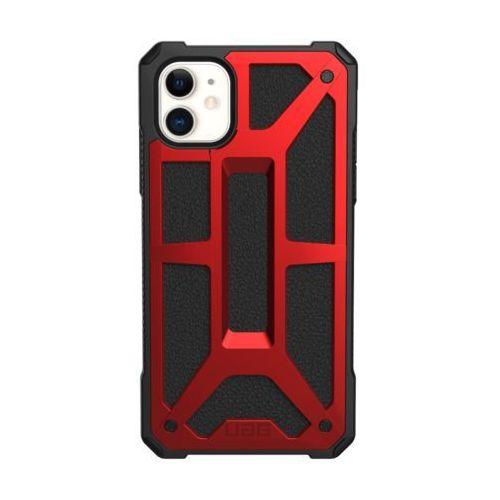Uag monarch obudowa pancerna do iphone 11 (czerwona) marki Uag (urban armor gear)