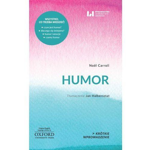 Humor- bezpłatny odbiór zamówień w Krakowie (płatność gotówką lub kartą). (132 str.)