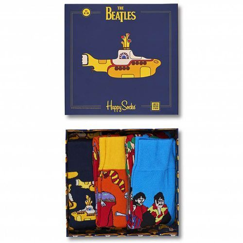 Skarpety Happy Socks The Beatles 3 pary, XBEA08-6000