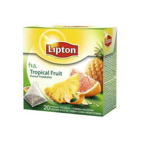 Herbata LIPTON owoce tropikalne 20 szt. - X03973