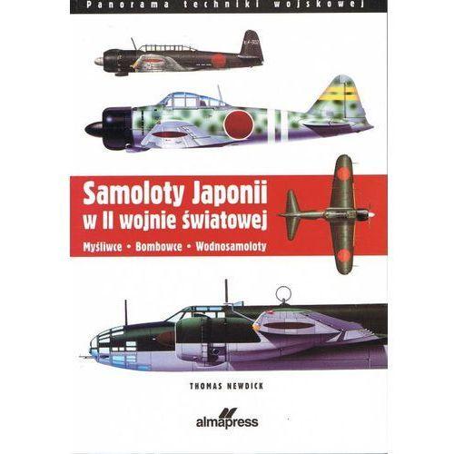 Samoloty Japonii w II wojnie światowej, oprawa miękka