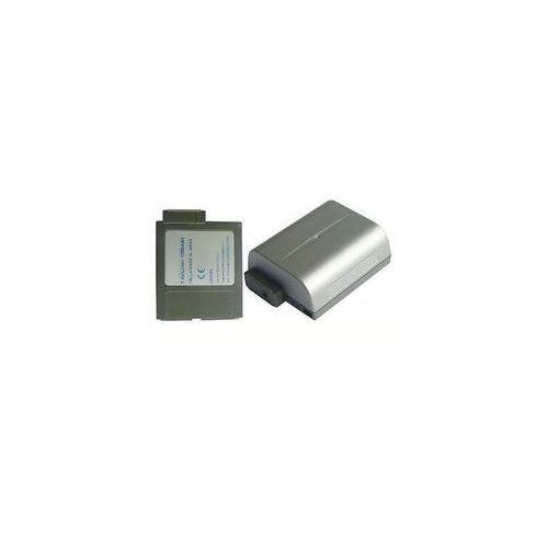 Bateria do kamery canon bp-406 wyprodukowany przez Hi-power