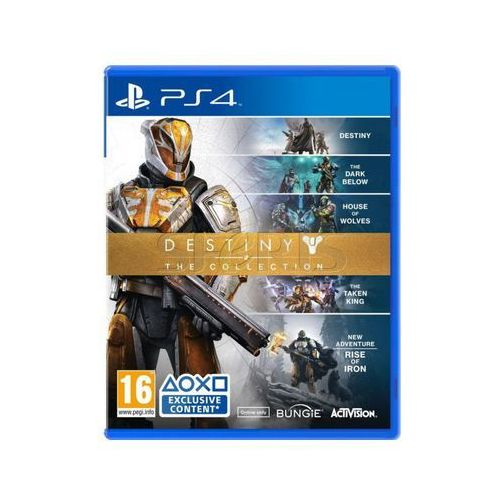 Destiny Rise Of Iron Complete Collection (PS4)