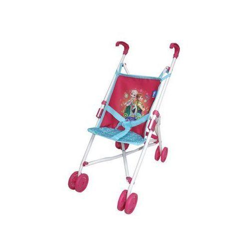 Brimarex, Kraina Lodu, wózek spacerowy dla lalek od Smyk