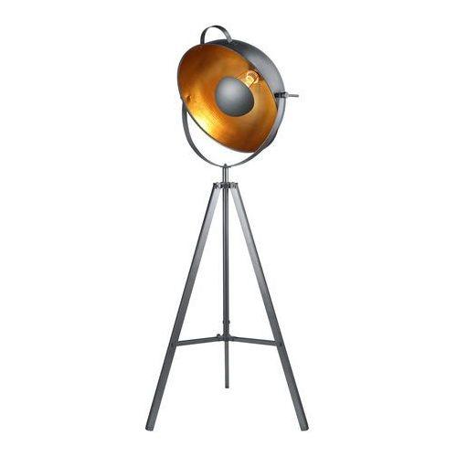 Lampa podłogowa toma floor bk bp-8055-bk – + led - autoryzowany dystrybutor azzardo marki Azzardo
