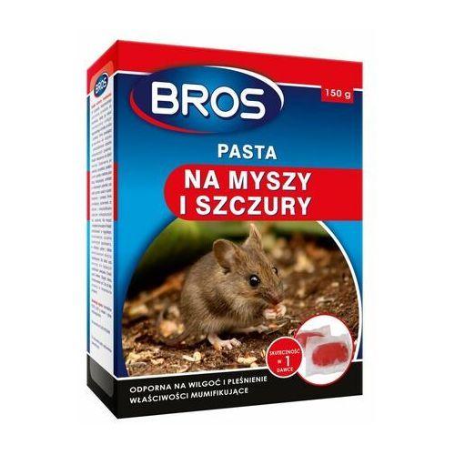 Pasta na myszy i szczury 150 g marki Bros