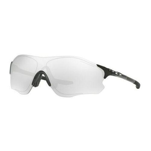 Okulary Oakley EVZero Path Polished Black Clear Black Iridium Photochromic OO9308-1338