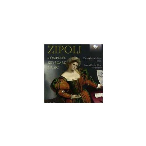 Zipoli: Complete Keyboard Music (5028421952123)