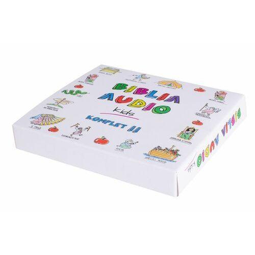 BIBLIA AUDIO KIDS KOMPLET 2 ❤️ PLIKI MP3